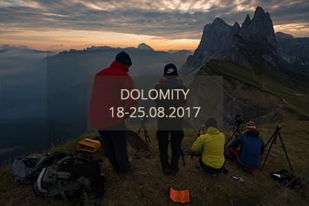 dolomity relacja