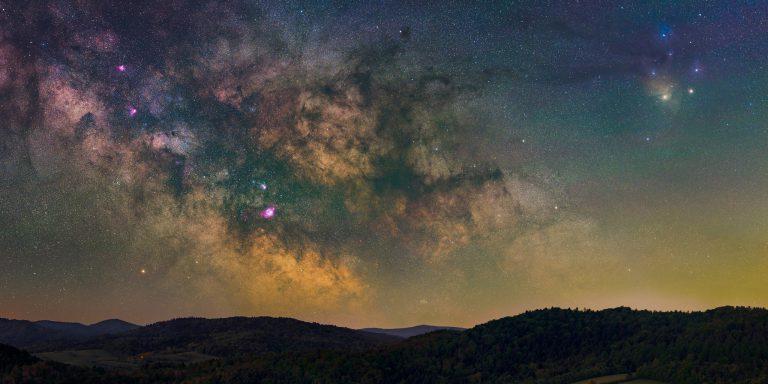 astrofotografia - warsztaty Podhale